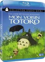 Mon voisin Totoro (blu-ray)