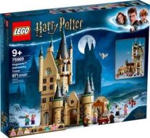 Tour d'astronomie de Poudlard Lego Harry Potter