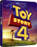 Toy Story 4 édition steelbook (blu-ray 3D)