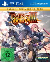 The Legend of Heroes Trails of Cold Steel III édition Early Enrollment (PS4)