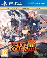 The Legend of Heroes: Trails of Cold Steel III édition Early Enrollment (PS4)