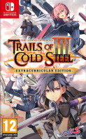 The Legend of Heroes: Trails of Cold Steel III édition Extracurricular (Switch)