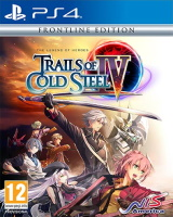 The Legend of Heroes: Trails of Cold Steel Frontline Edition (PS4)