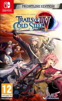 The Legend of Heroes: Trails of Cold Steel Frontline Edition (Switch)