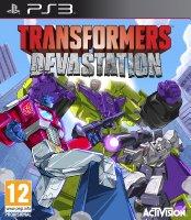 Transformers : Devastation (PS3)