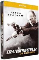 """Trilogie """"Le transporteur"""" édition limitée boitier métal (blu-ray)"""