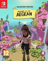 Treasures of the Aegean édition collector (Switch)