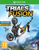 Trials Fusion édition deluxe (Xbox One)