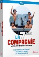 "Trilogie ""La 7ème compagnie"" (blu-ray)"