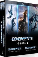 "Trilogie ""Divergente"" (blu-ray)"