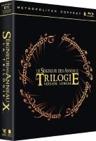 """Trilogie """"Le seigneur des anneaux"""" version longue (blu-ray)"""
