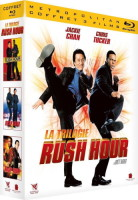 "Trilogie ""Rush Hour"" (blu-ray)"