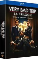 """Trilogie """"Very Bad Trip"""" (blu-ray)"""