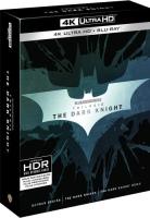 """Trilogie """"The Dark Knight"""" (blu-ray 4K)"""
