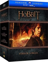 "Trilogie ""Le Hobbit"" version longue (blu-ray)"