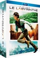 Le labyrinthe : la trilogie (blu-ray)