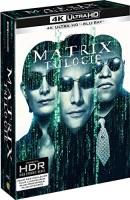 Trilogie Matrix (blu-ray 4K + blu-ray)