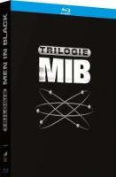 """Trilogie """"Men in Black"""" (blu-ray)"""