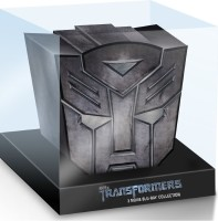 Coffret Trilogie Transformers Autobot (blu-ray)