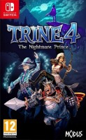 Trine 4 : The Nightmare Prince (Switch)