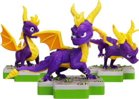 Triple pack de figurines Totaku Spyro