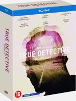 True Detective saisons 1 à 3 (blu-ray)