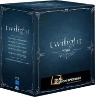 La Saga Twilight : intégrale (blu-ray)