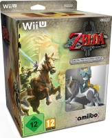 The Legend of Zelda Twilight Princess HD édition limitée (Wii U)