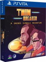 Twin Breaker: A Sacred Symbols Adventure édition limitée (PS Vita)