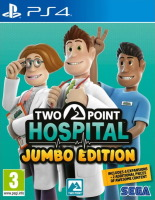 Two Points Hospital Jumbo Edition (PS4)