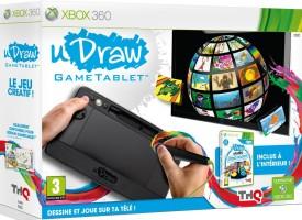 uDraw GameTablet + uDraw Studio : Dessiner Facilement (xbox 360)