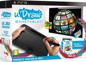 uDraw GameTablet + uDraw Studio : Dessiner Facilement (PS3)