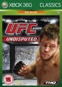 UFC 2009 Undisputed [classics] (xbox 360)