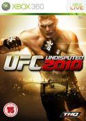UFC 2010 Undisputed (xbox 360)