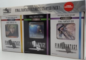 Ultimate Starter Pack Final Fantasy