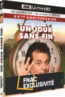 Un jour sans fin édition 25e anniversaire (blu-ray 4K)