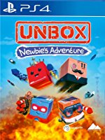 Unbox : Newbie's Adventure (PS4)
