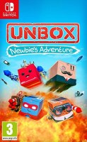 Unbox : Newbie's Adventure (Switch)