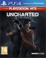Uncharted: The Lost Legacy édition PlayStation Hits (PS4)
