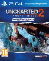 Uncharted 2 : Among Thieves (PS4)
