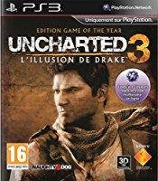 Uncharted 3 : L'illusion de Drake - édition jeu de l'année (PS3)