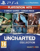 "Uncharted : The Nathan Drake Collection édition ""PlayStation Hits"" (PS4)"