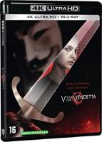 V pour Vendetta (blu-ray 4K)