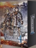 Valkyria Chronicles 4 édition collector