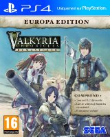 Valkyria Chronicles Remastered édition Europa (PS4)