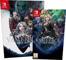 Vambrace: Cold Soul édition collector (Switch)