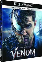Venom (blu-ray 4K)
