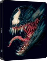 Venom édition Steelbook (blu-ray 4K)