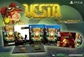 Vesta édition limitée (PS4)