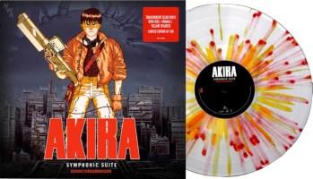 "Bande originale ""Akira"" en double vinyle"